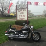 2005 suzuki boulevard c50 with only 6,000miles