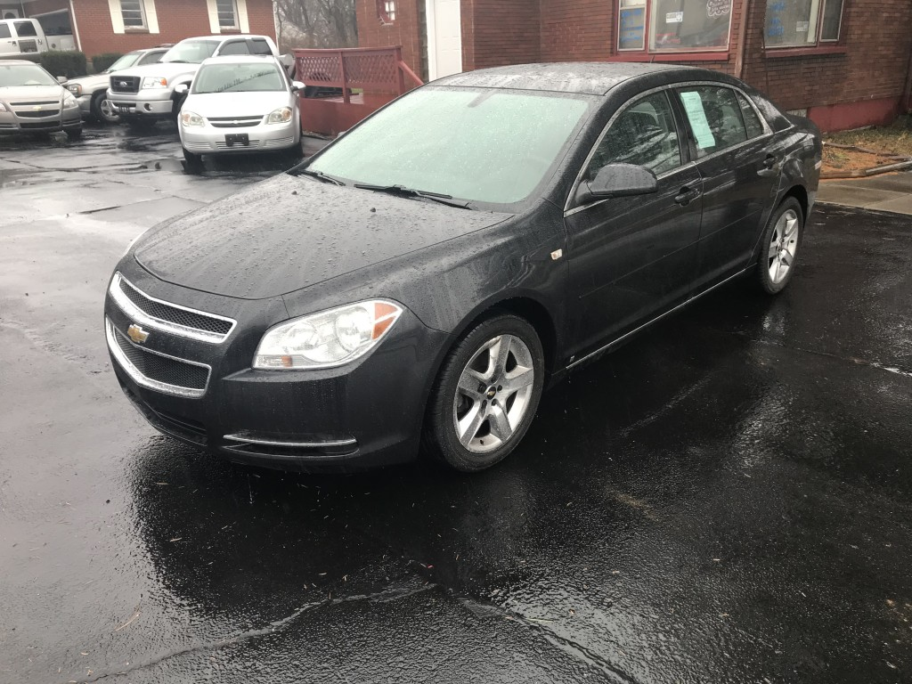 2008 chevy Malibu LT only 44,000miles sun roof remote start great car!!