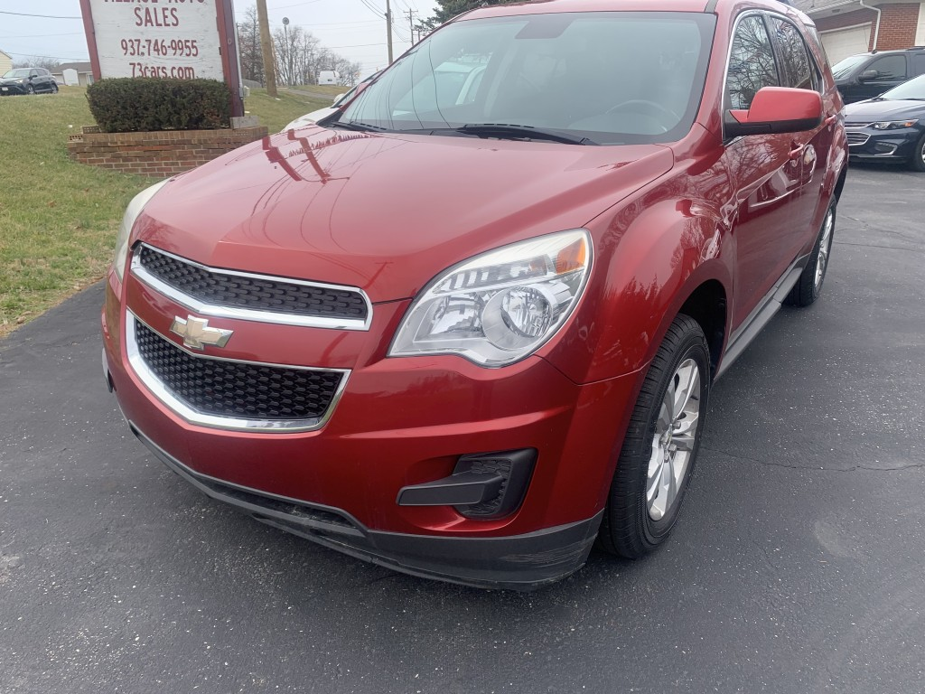 2015 Chevrolet Equinox LT only 83,000miles v6 remote start new tires clean inside and out